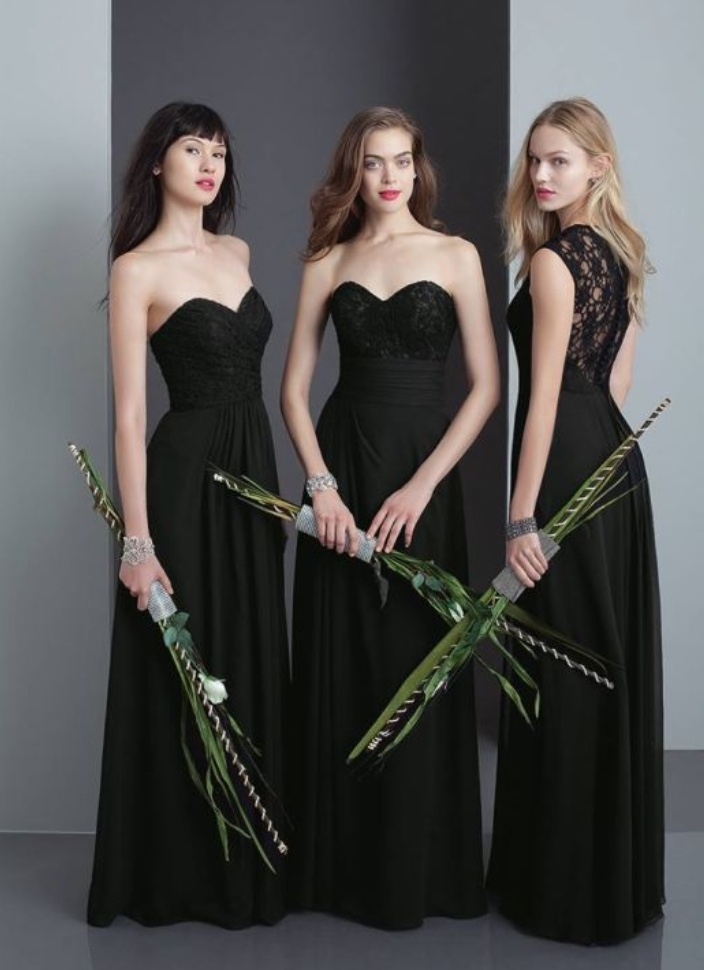 Bill Levkoff - Bridesmaids Dresses