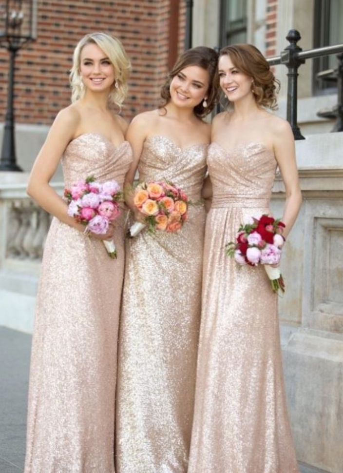 Vita Bridesmaids Dress